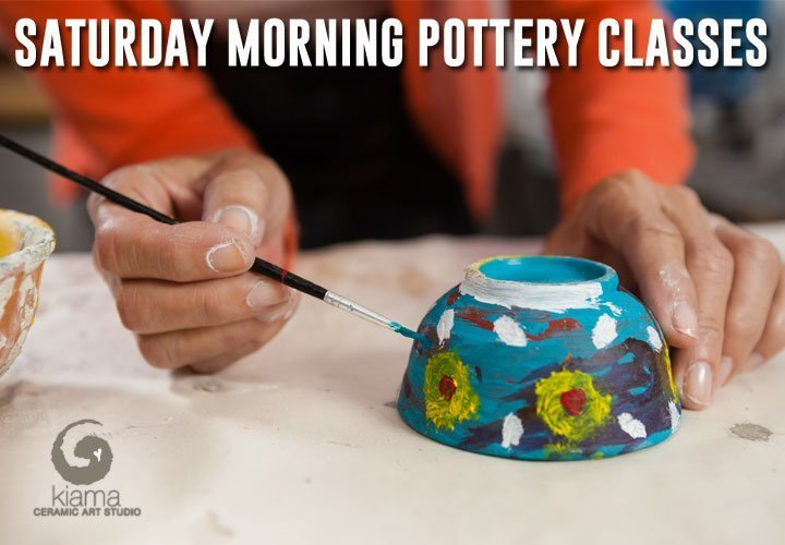 kiama ceramic art studio saturday classes