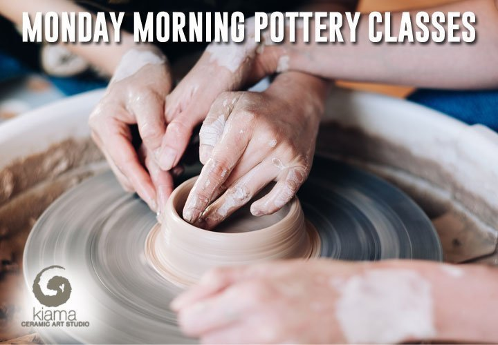 kiama ceramic art studio monday classes