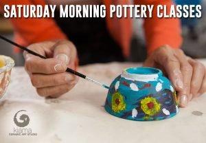kiama ceramic art studio saturday classes