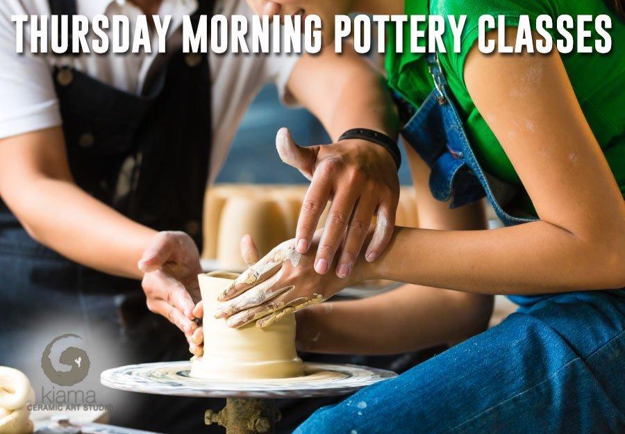 kiama ceramic art studio thursday classes