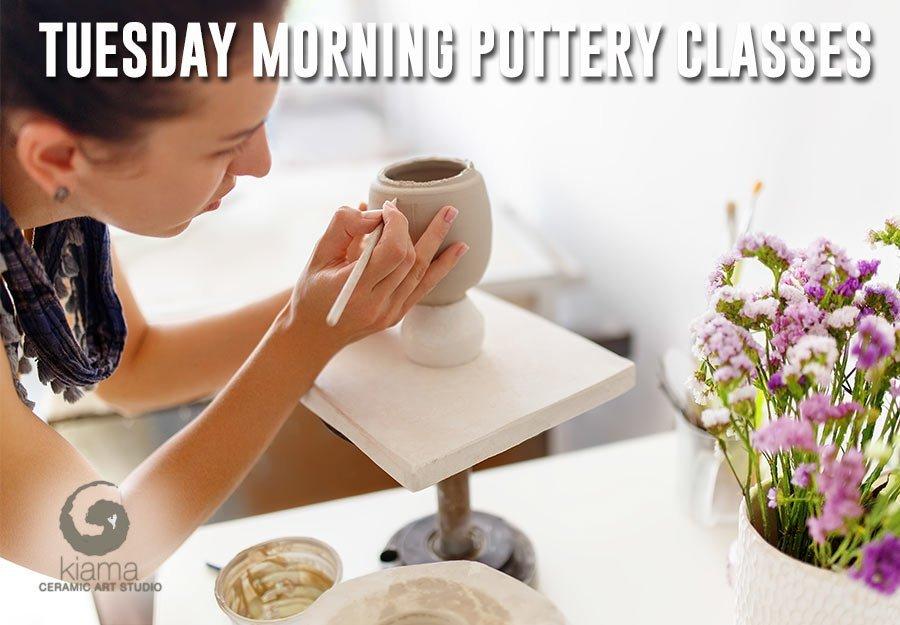 kiama ceramic art studio tuesday classes
